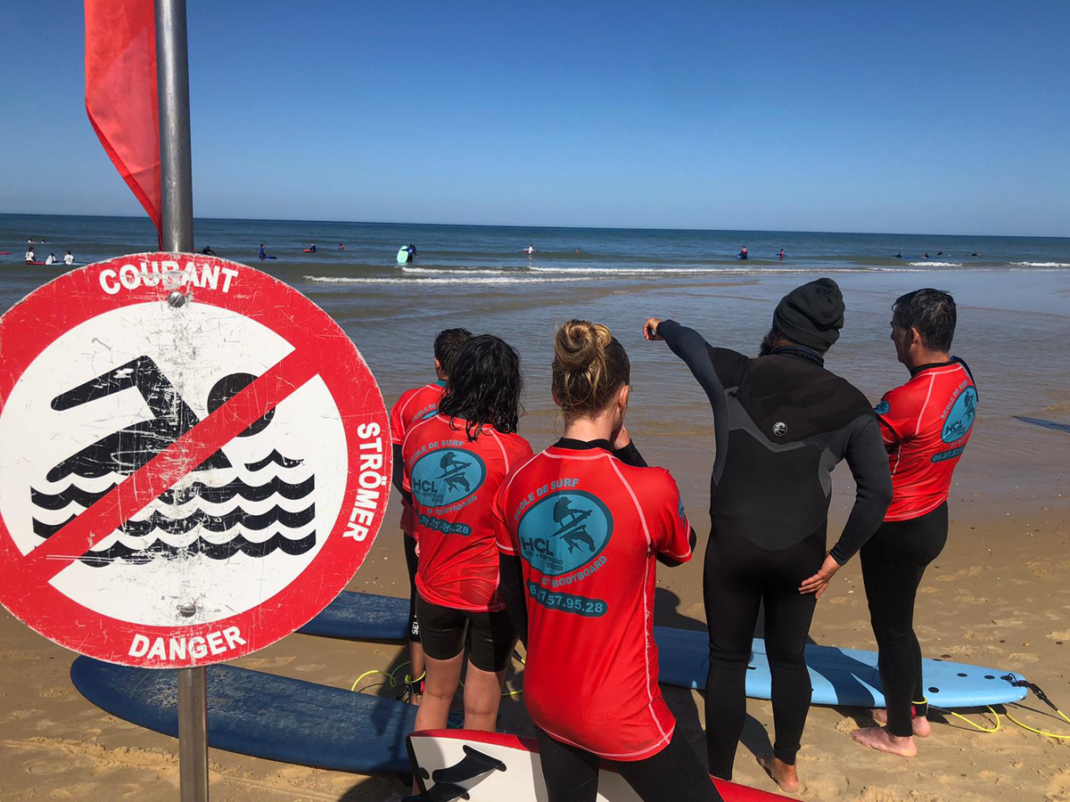 Hcl École de Surf & Bodyboard Lacanau La Pedagogie Waterman