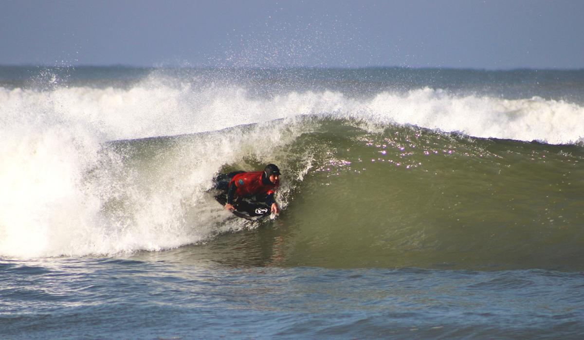 HCL École de Surf & Bodyboard Lacanau Tube bodyboard Mars 2021