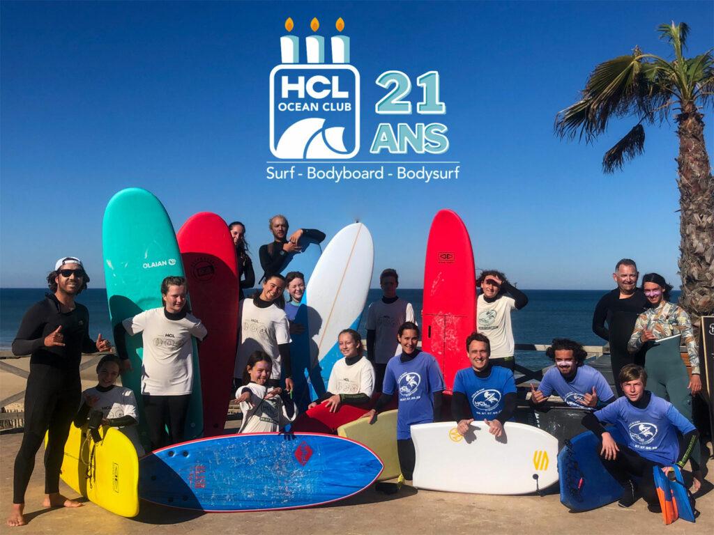 HCL 21 ans