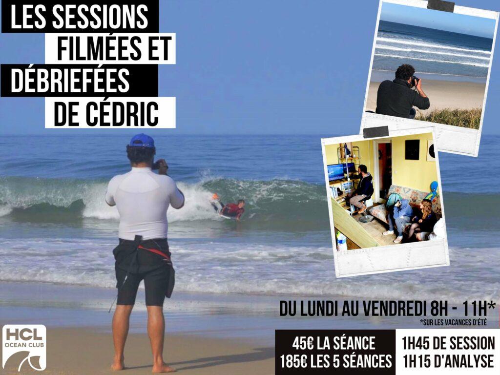 Sessions vidéos / debriefées HCL