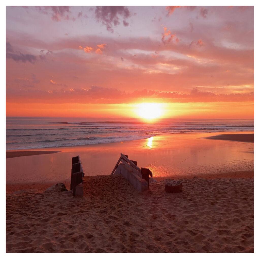 HCL ocean club Sunset Lacanau